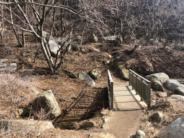 En-route to Seokbulsa