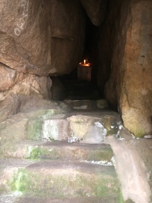 A hidden place of worship